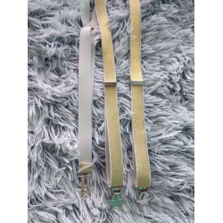 White Gold Suspender